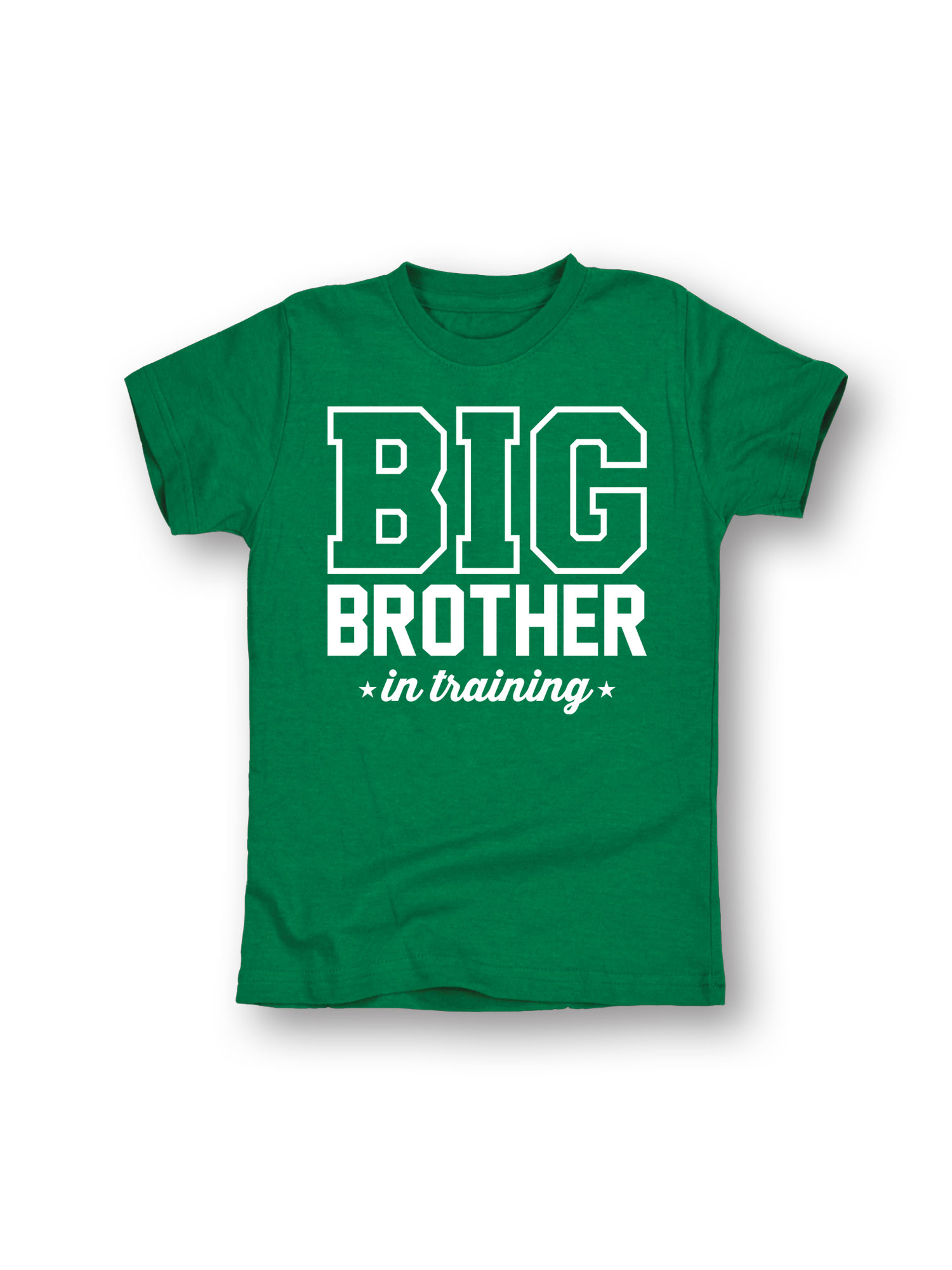 Big Brother In Training-TODDLER SHORT SLEEVE TEE