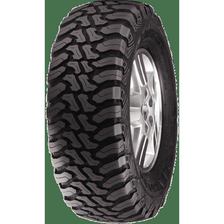 LT 35 X 12.50 R 17 10PLY 125Q ACCELERA MT-01   MUD (35 Inch Mud Tires For 24 Inch Rims)
