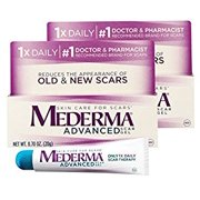 Mederma Advanced Scar Gel, 20 Grams, Pack of 2