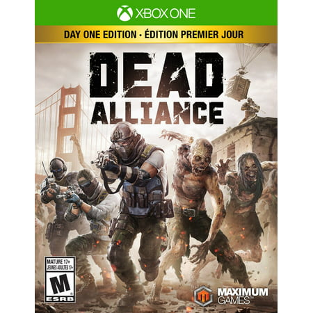 Dead Alliance Day 1 Edition (Xbox One)
