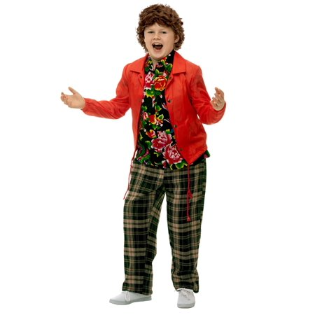 The Goonies Child Chunk Costume - Goonies Chunk
