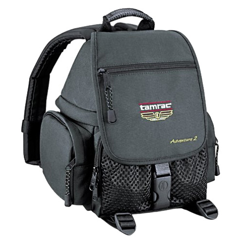 Tamrac 5242 Adventure 2 Photo Digital SLR Camera Backpack Case (Black)