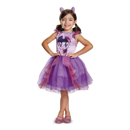 My Little Pony: Twilight Sparkle Classic Toddler Costume - My Little Pony Twilight Sparkle Costume