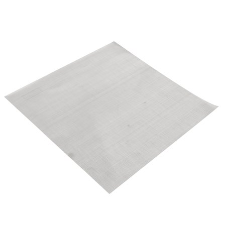 """Stainless Steel 304 Mesh Filter Strainer #100 .0065 Wire Cloth screen 10""""x10"""" / 149 Microns 25.4x25.4cm - image 1 de 6"""
