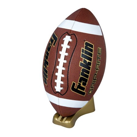 Franklin Sports Official Football with Pump 11325