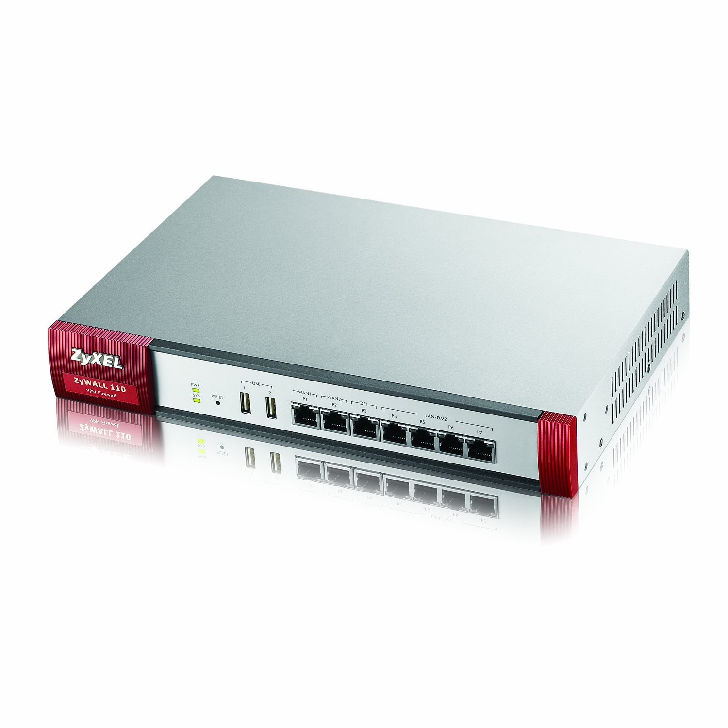 ZyXEL ZyWALL110 VPN Firewall by ZyXEL