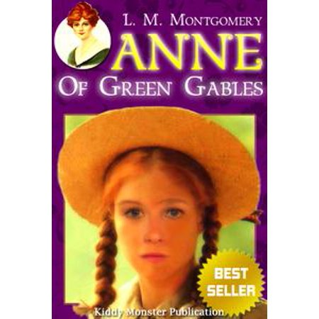 Anne of Green Gables By L. M. Montgomery - eBook