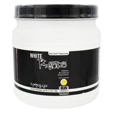Controlled Labs - White Rapids preworkout électrique Lemonade - 13,76 oz