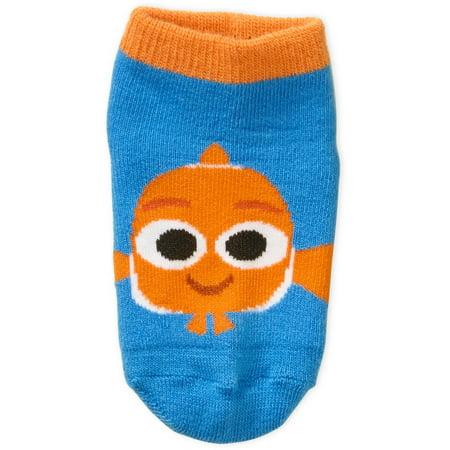 Dory Outfit (Finding Dory Toddler Boy or Girl Unisex Quarter Socks,)