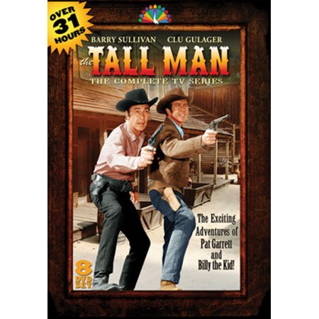 TALL MAN-COMPLETE TV SERIES (DVD/8 DISC/75 EPISODES) - Community Tv Show Halloween Episodes