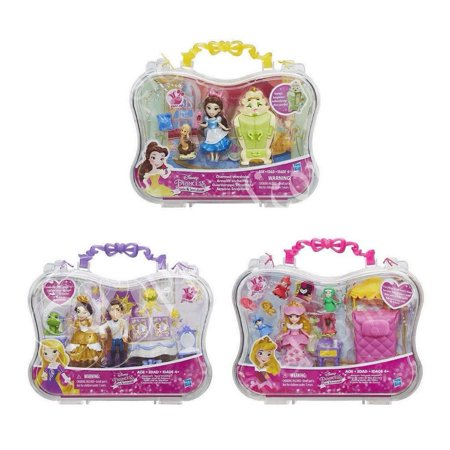 Disney Princess Little Kingdom Story Moments 3-pack (Disney Magic Kingdom Halloween Tickets)