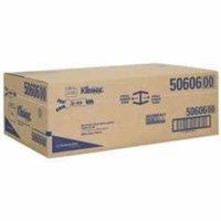 Kimberly-Clark 50606 White Hrt White Hard Roll Towel 8X600&Apos; 6/Case
