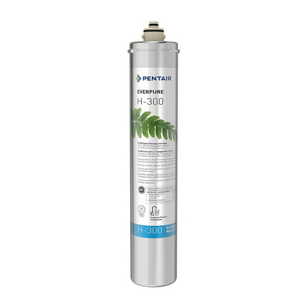 Everpure Water Treatment (Pentair Everpure H-300 EV927072 Undersink Water Filter Replacement Cartridge)