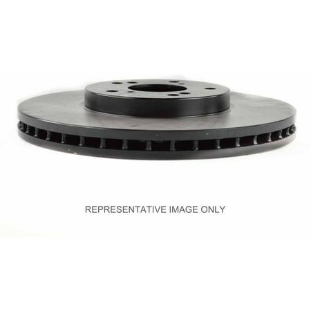 Disc Brake Rotor-Premium Disc-Preferred Rear Centric 120.74003