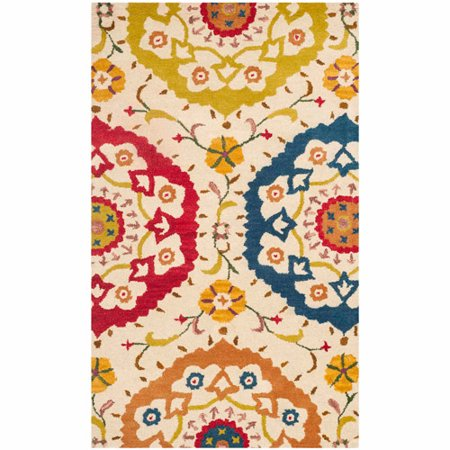 Safavieh Wyndham Chad Hand Tufted Wool Area Rug or Runner