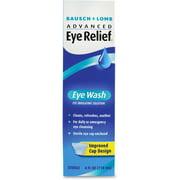Bausch & Lomb Eye Wash Eye Relief, 4 fl oz