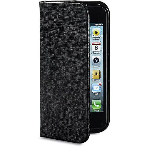 iPhone 5 Verbatim Cases Licorice Black