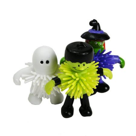 Halloween Porcupine Character Balls