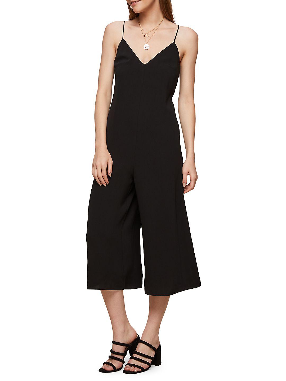 Slip Culotte Jumpsuit