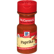 McCormick Paprika, 2.12 oz Bottle