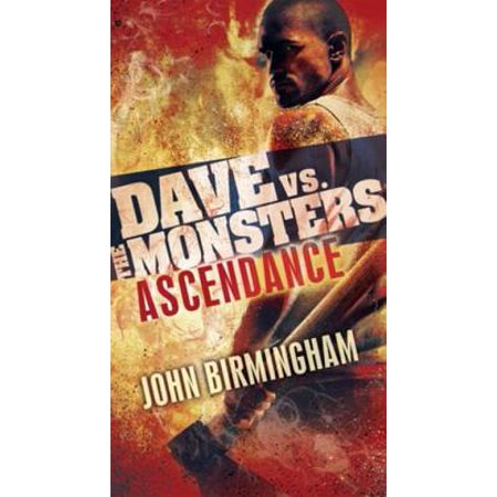 Ascendance: Dave vs. the Monsters - eBook