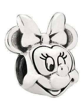 Minnie Silver Charm - 791587