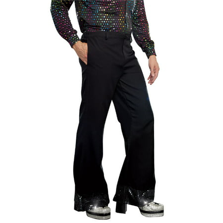 Men's Disco Pants - Mens Pleather Pants Halloween Costume