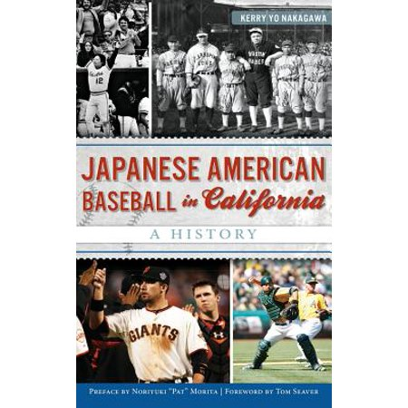 Japanese American Baseball in California : A History ()