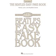 The Beatles Easy Fake Book (Paperback)