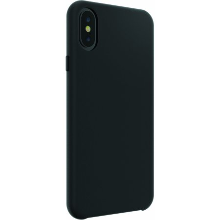 Blackweb Genuine Leather Phone Case For Iphone X/Xs - Black