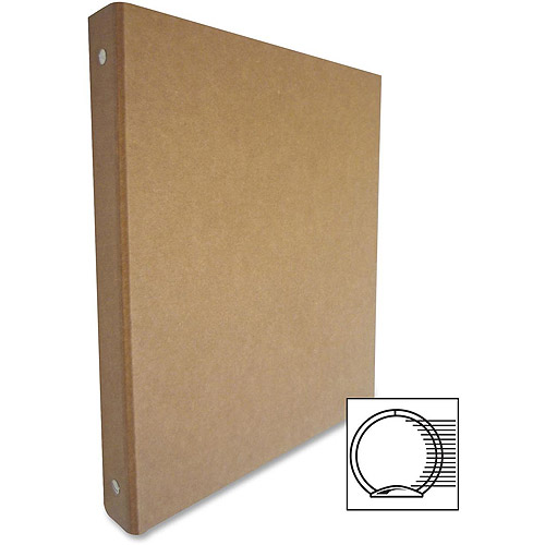 Aurora Products Recycled 3-Ring Chipboard Binders