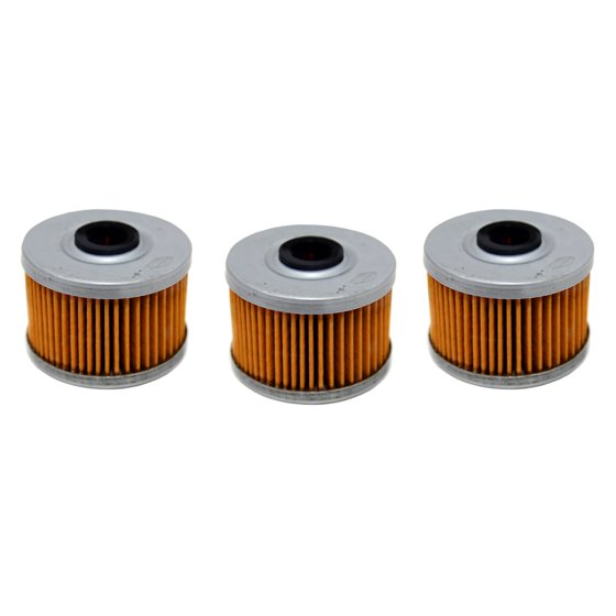 3 Pack Oil Filters for Honda Rancher 350 & 420, TRX300EX TRX400EX Foreman  450 500
