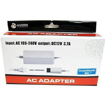 Hydra Performance Wii AC Power Supply Adapter 110 V - 240 V (240 System)