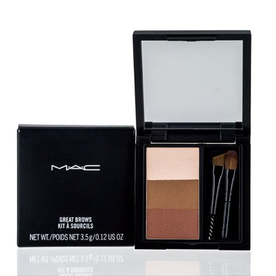 MAC COSMETICS GREAT BROWS TAPERED .12 OZ (3.5 ML)