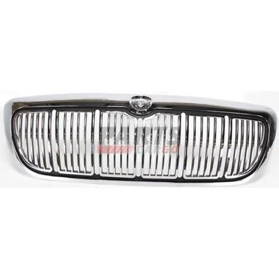 Mercury Grand Marquis Abs (NEW GRILLE ABS PLASTIC CHROME FITS 1998-2002 MERCURY GRAND MARQUIS)