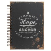 We Have This Hope as an Anchor for the Soul Journal (Hardcover)