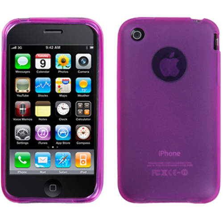 Apple iPhone 3G MyBat Candy Skin Cover