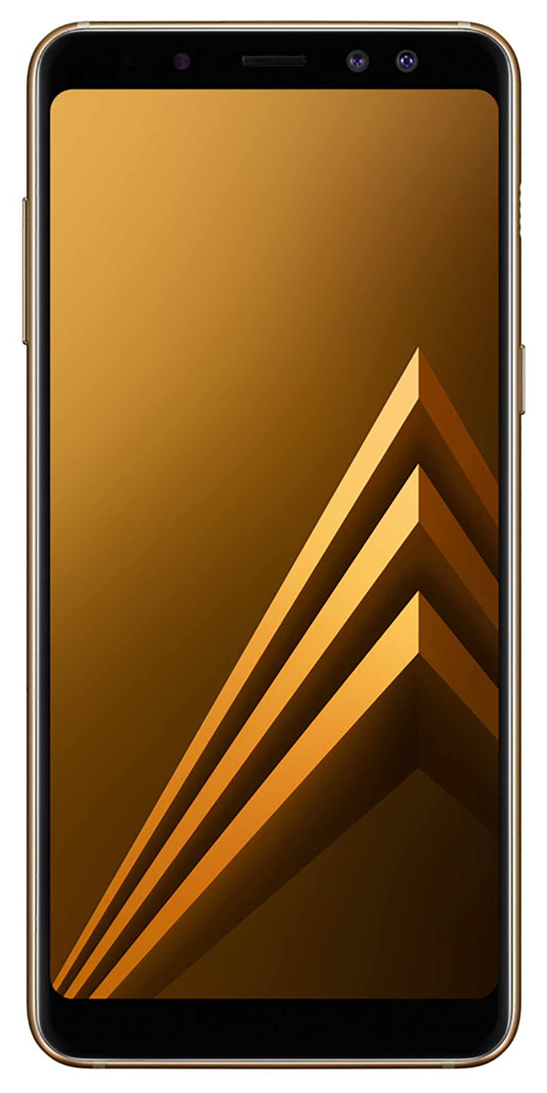 Samsung Galaxy A8 A530F 32GB Unlocked GSM 4G LTE Android Phone w  Dual 16MP + 8MP Front Camera Black by Samsung