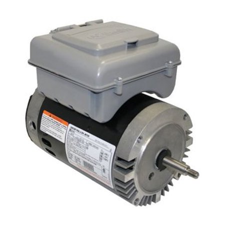 - 3 hp 2-Speed 56J Frame 230V Pool Motor with Timer Century # B966T
