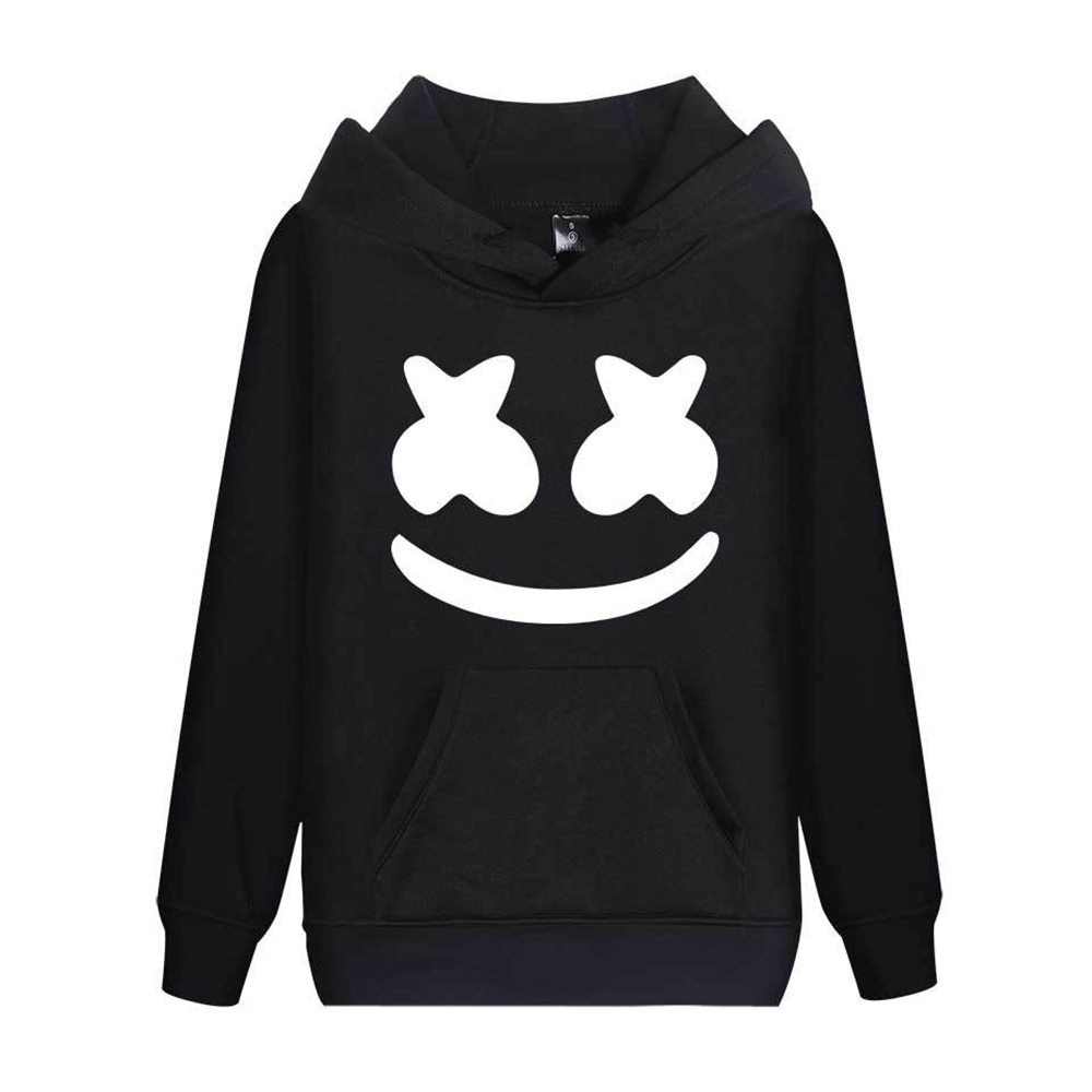 Marshmello Authentic Merchandise Official Bloom Hoodie Mens Unisex Styling