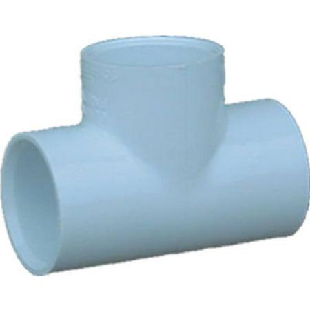 Pvc Pipe Tee - Pipe Fitting, Pvc Tee, 1