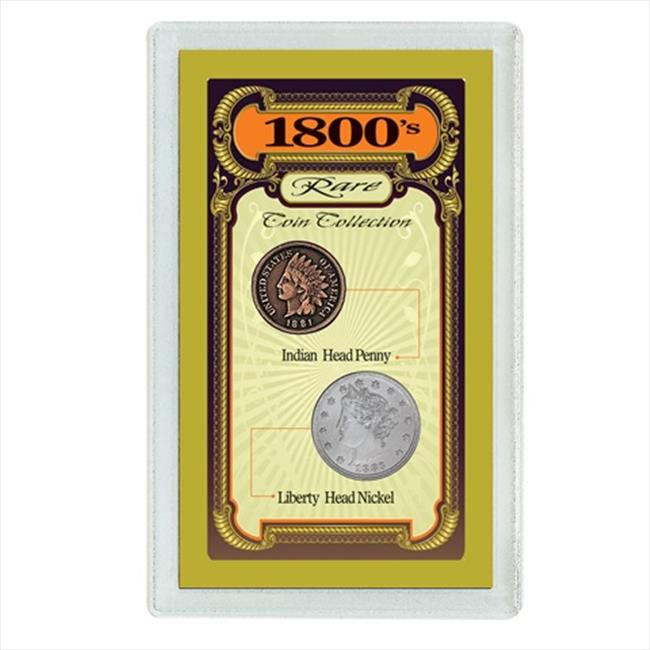 American Coin Treasures 1634 1800s Rare Coin Collection
