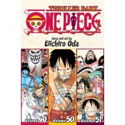 One Piece (Omnibus Edition), Vol. 17 : Thriller Bark, Includes vols. 49, 50 & 51