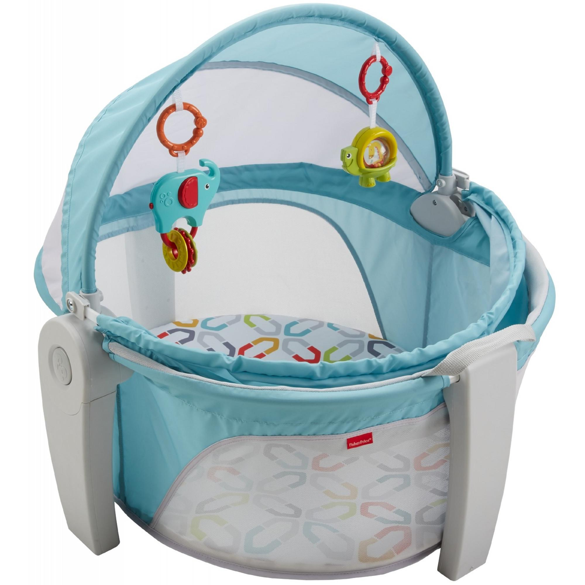 Fisher Price On-the-Go Baby Dome by Fisher-Price
