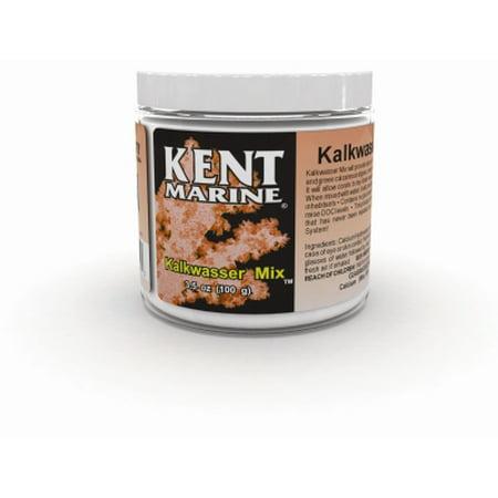 Kent Marine Bleu et Violet supplément de calcium Kalkwasser Mix, 450 g, pot