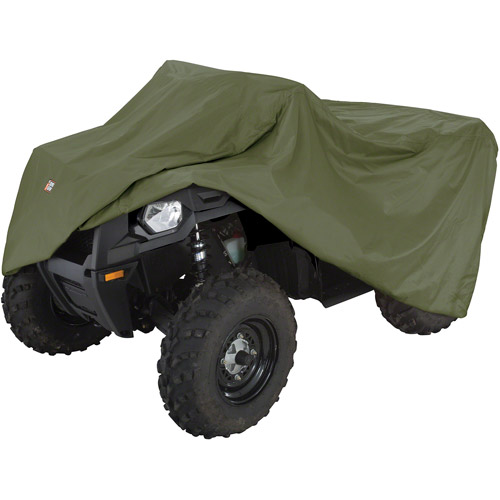 Classic Accessories ATV Storage Cover, XX-Large, Olive
