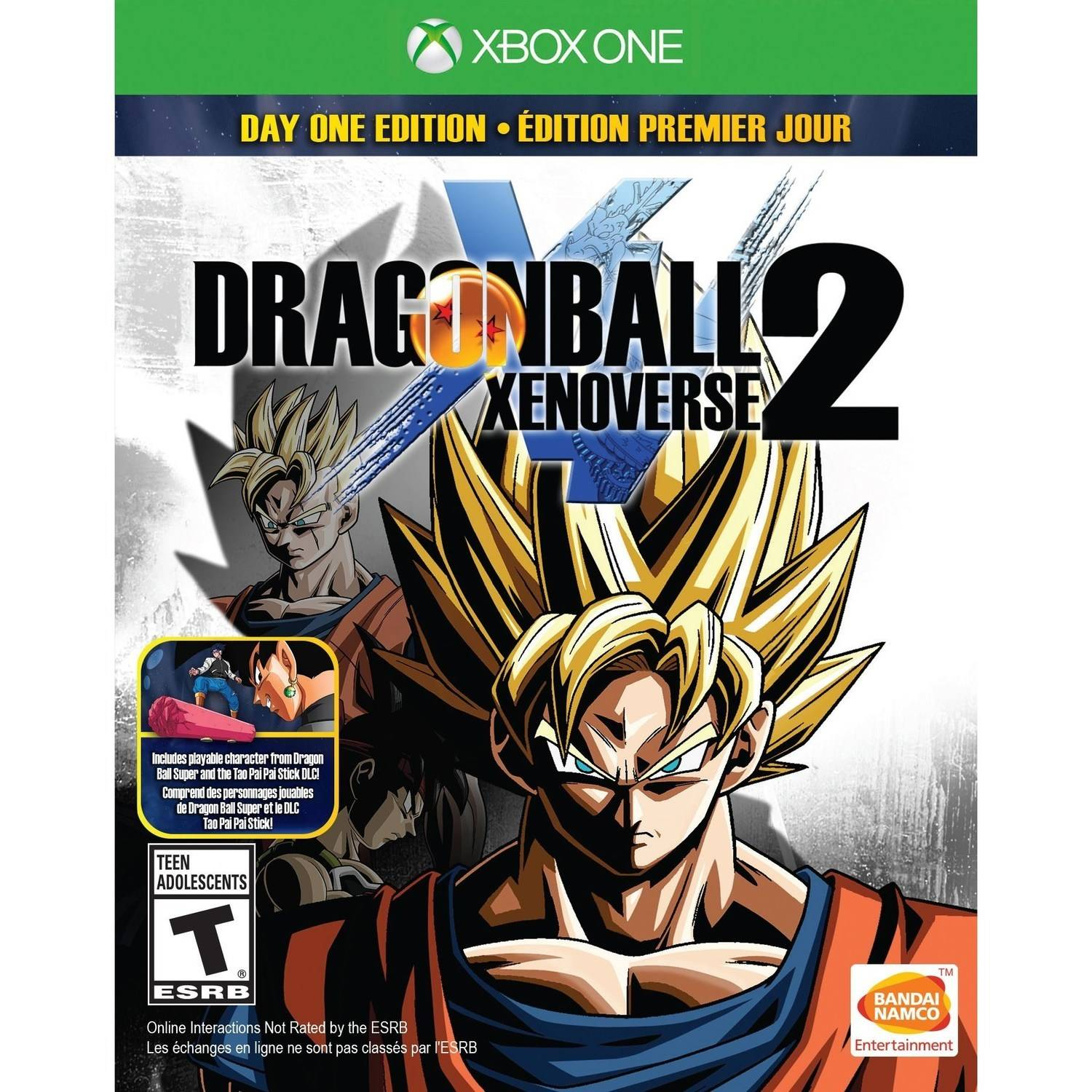 Dragonball Xenoverse 2 Day 1 Edition (Xbox One)