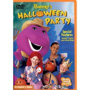 Barney Halloween Party (Sensormatic) (Dvd Movie) by HIT ENTERTAINMENT