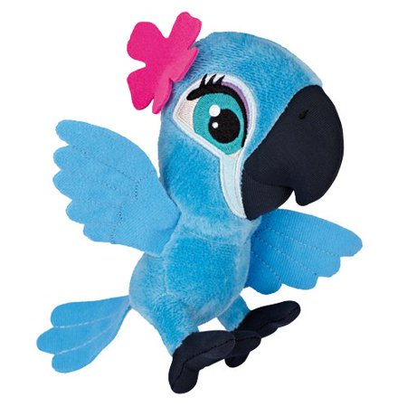 Rio 2 Movie Jakks Pacific 6 Inch Plush Jewel