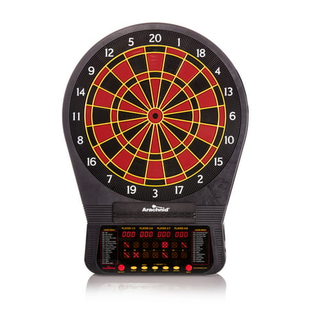 Arachnid Cricket Pro 670 Tournament-Quality Electronic Dartboard with 15.5